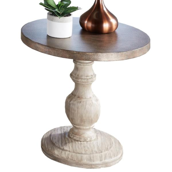 Whittier End Table