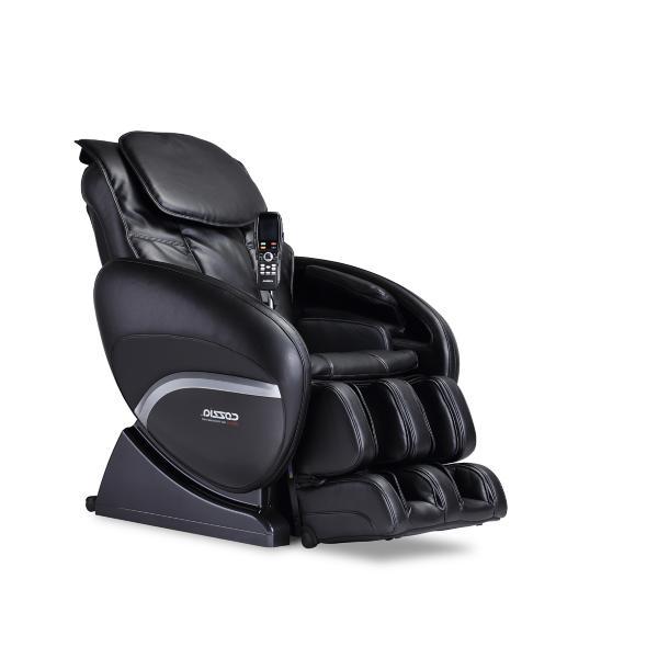 Premium-2D Massage Chair - BLACK