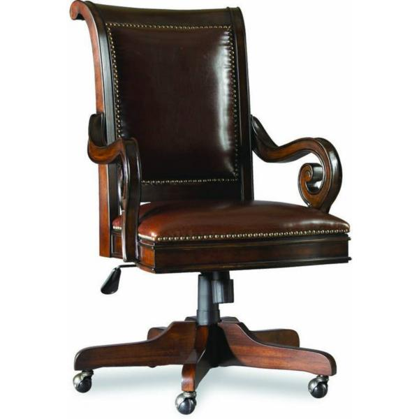 European Renaissance II Tilt Swivel Desk Chair
