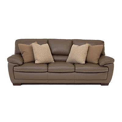 Images Denver Leather Sofa