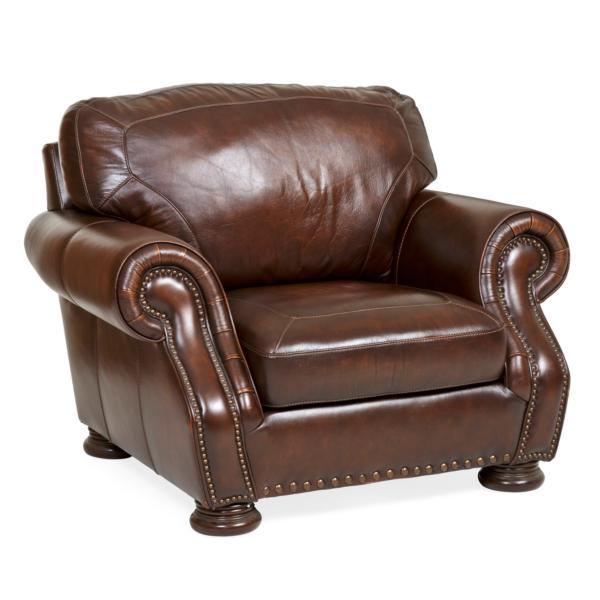 Picasso Prairie Leather Chair