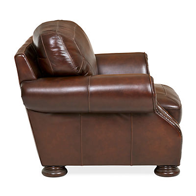 Picasso Prairie Leather Chair