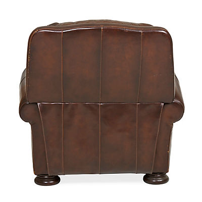 Picasso Prairie Leather Recliner