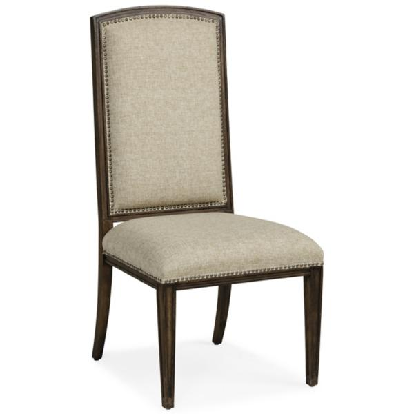Rhapsody Wood Frame Upholstered Side Chair