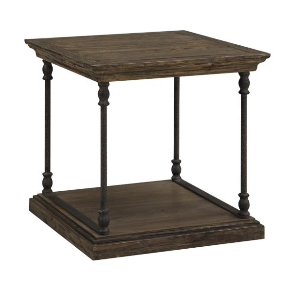 Rusticity End Table