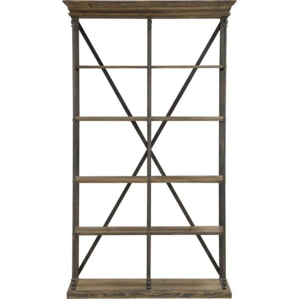 Rusticity Bookcase Etagere