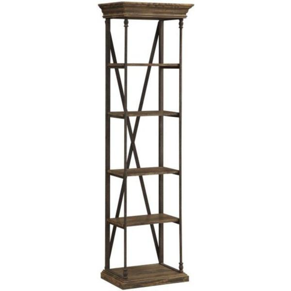 Rusticity Narrow Etagere