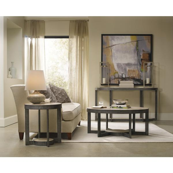 Mill Valley Round Coffee Table