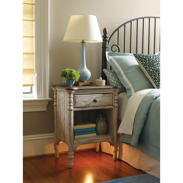 Weatherford Open Nightstand