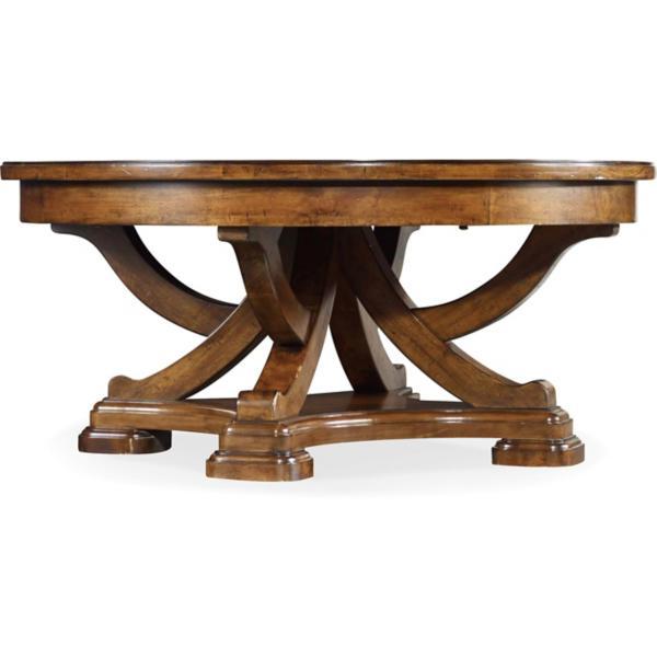 Tynecastle Round Coffee Table