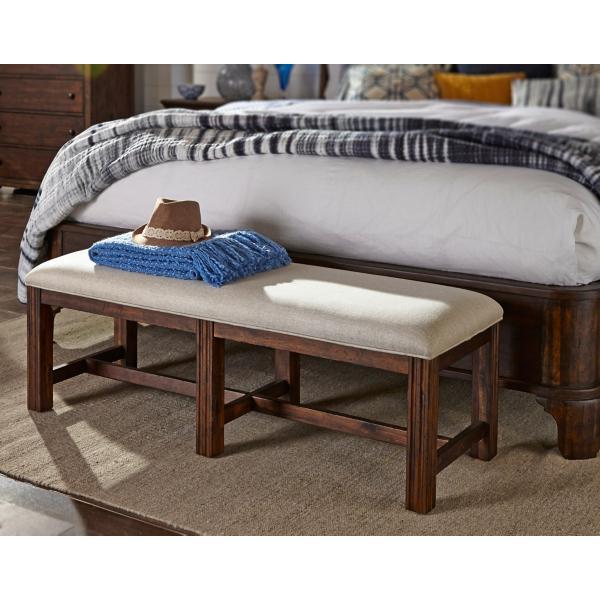 Trisha Yearwood - Carroll Bed Bench