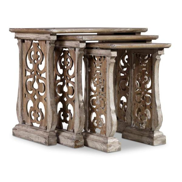Chatelet Nesting Tables (Set of 3)