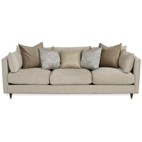 Pia 3-Seat Sofa - STONE