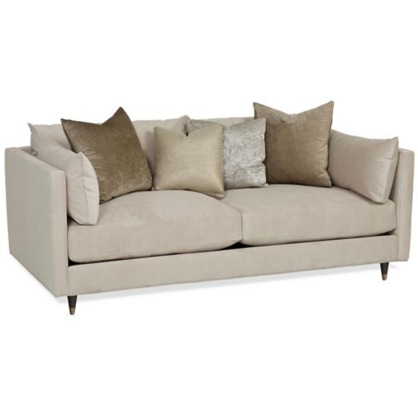 Pia 2-Seat Sofa - STONE