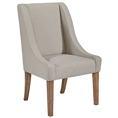 Magnolia Home - Demi-Wing Upholstered Side Chair