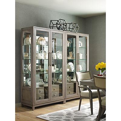 Rachael Ray Home - Highline Bunching Display Cabinet