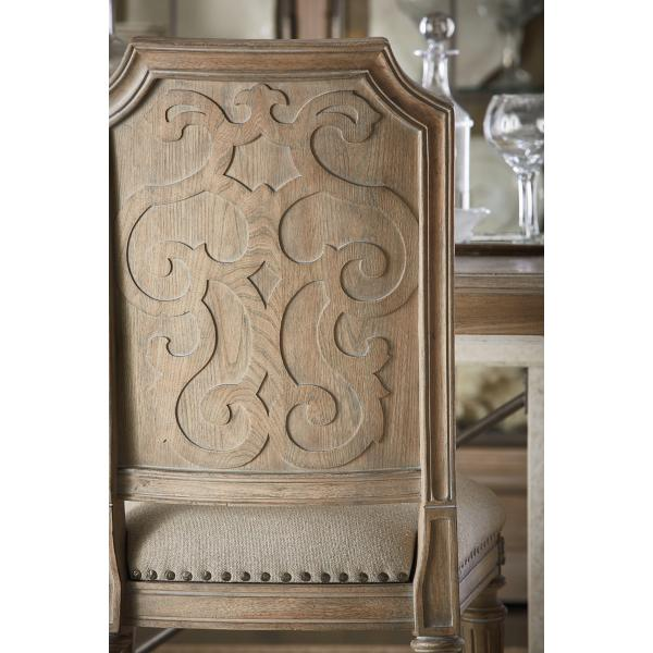 Architectural Salvage Mills Side Chair
