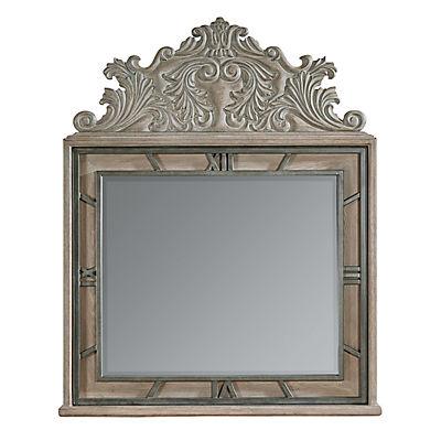 Arch. Salvage Benjamin Mirror