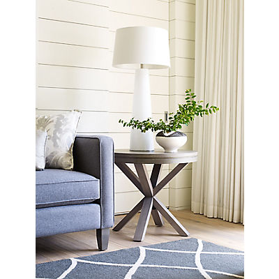 Rachael Ray Home - Highline Round End Table