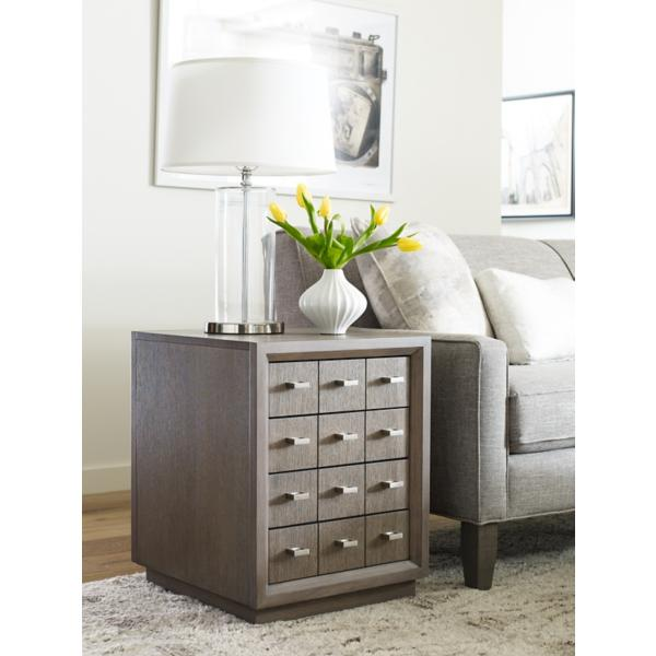 Rachael Ray Home - Highline Chairside Table