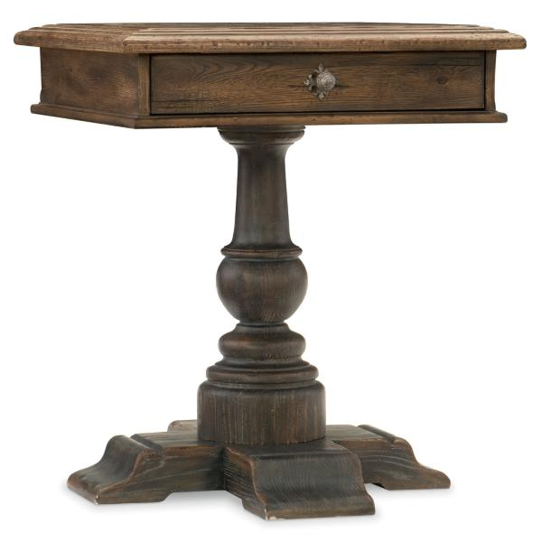 Hill Country Square Lamp Table