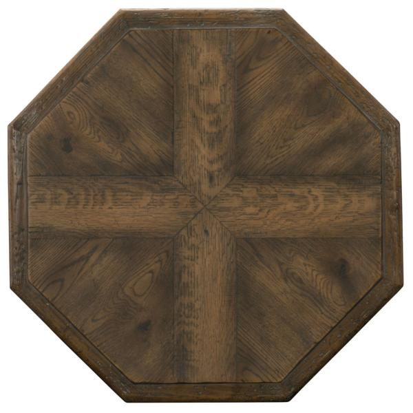 Hill Country Octagonal Accent Table