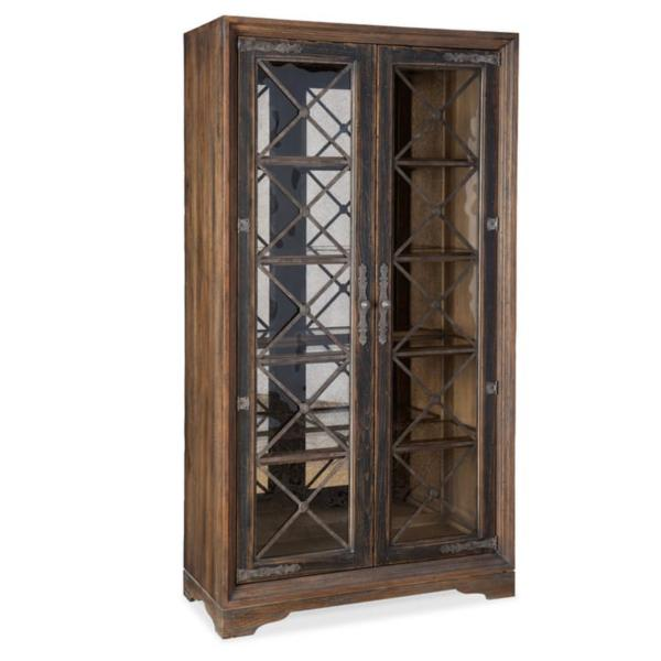 Hill Country Display Cabinet