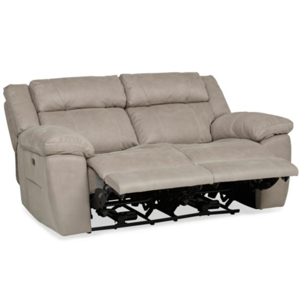 Marvel Power Reclining Loveseat - SILVER