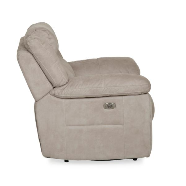 Marvel Power Recliner - SILVER