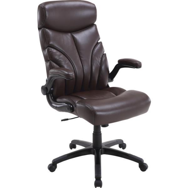 Torrey Desk Chair - MAHOGANY
