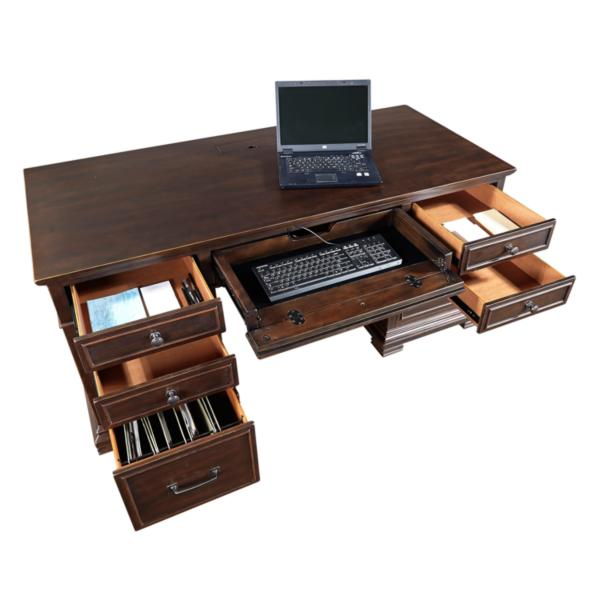 Weston 66inch Executive Desk