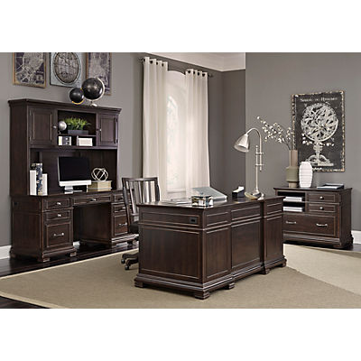 Weston 66inch Executive Desk