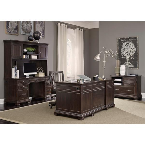 Weston 66 Inch Executive Desk