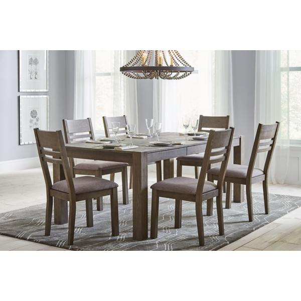 Easton Grey Dining Table