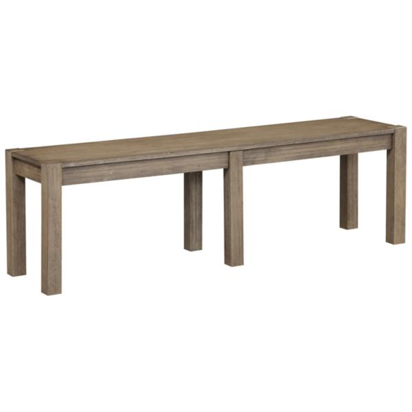Easton Grey Dining Bench