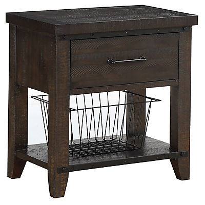 New Haven 1 Drawer Nightstand