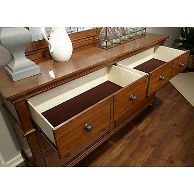 Oxford Whiskey Brown Dresser