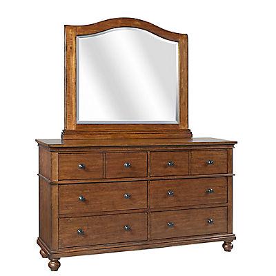Oxford Dresser - WHISKEY BROWN