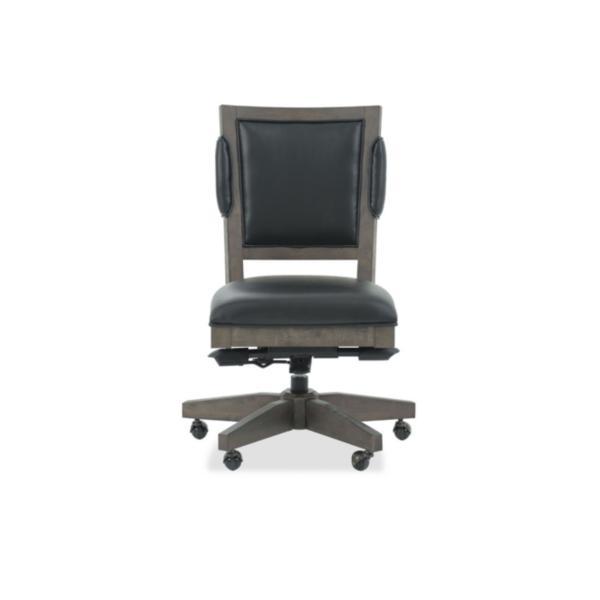 Harper Point Desk Chair - Fossil