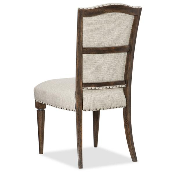 Roslyn County Deconstructed Upholstered Side Chair