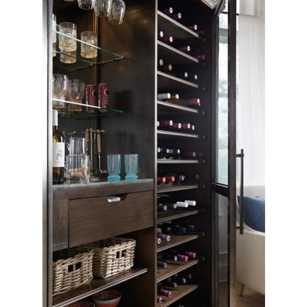 Roslyn County Wine Cabinet