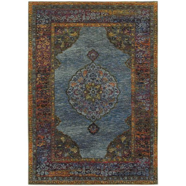 AD-A9317-BL Area Rug