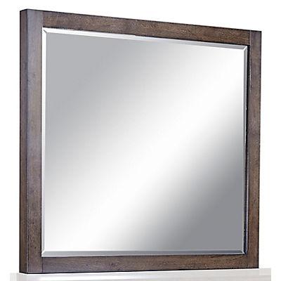 Modern Loft Brownstone Mirror