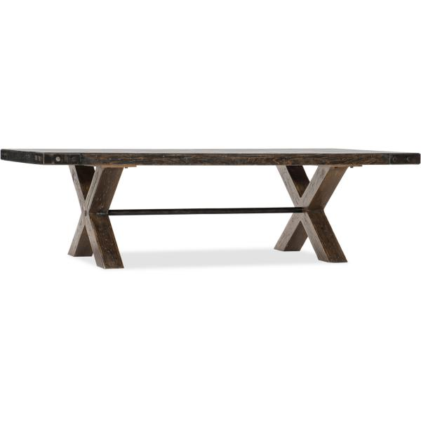 Roslyn County Rectangle Coffee Table