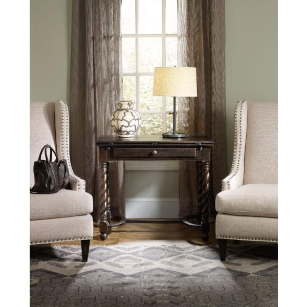 Treviso Flip-top Chairside Table