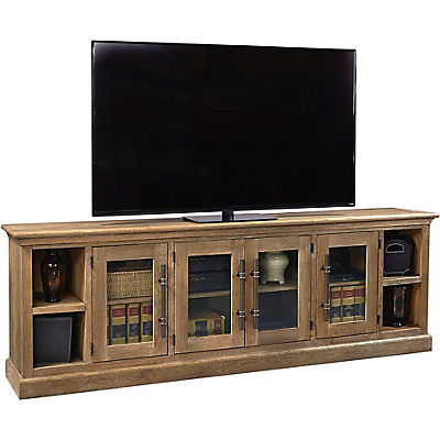 Manchester Media Console- Glazed Oak