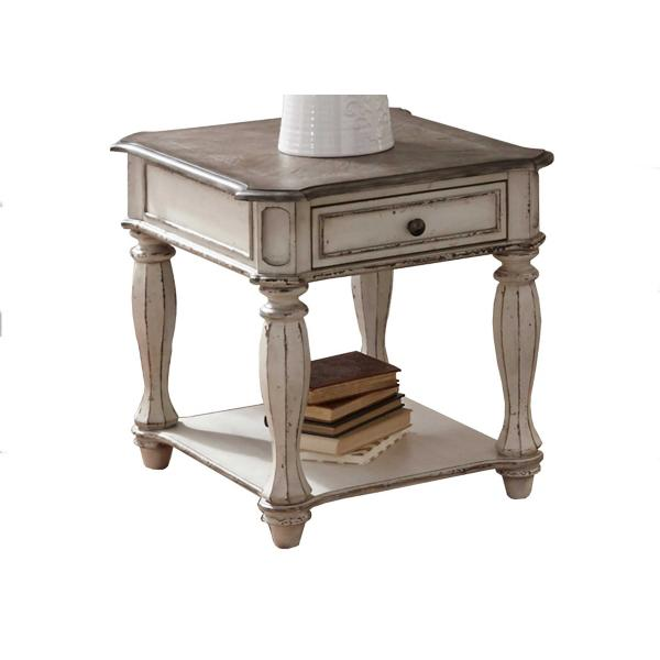 Magnolia Manor End Table