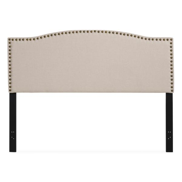 Clay Upholstered King Headboard