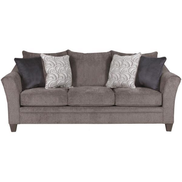 Albany Sofa - PEWTER