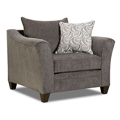 Albany Chair - PEWTER